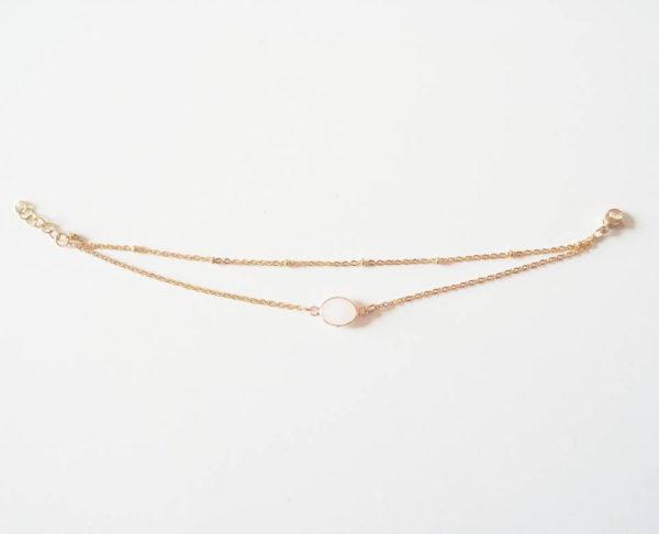 Paulina - bracelet deux en un