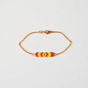 Bracelet Dominique Aztèque